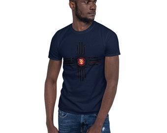 BoulTawn's Star Zia Short-Sleeve Unisex T-Shirt