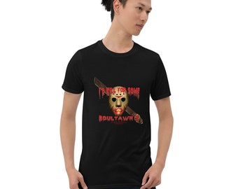 I'd Kill For Some BoulTawn's - Hockey Short-Sleeve Unisex T-Shirt Short-Sleeve T-Shirt