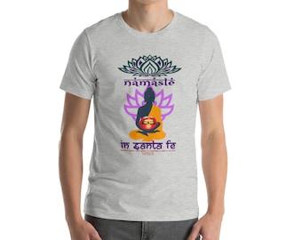 BoulTawn' s Namaste Short-Sleeve T-Shirt