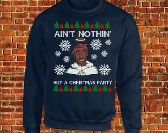 Tupac Sweater Etsy