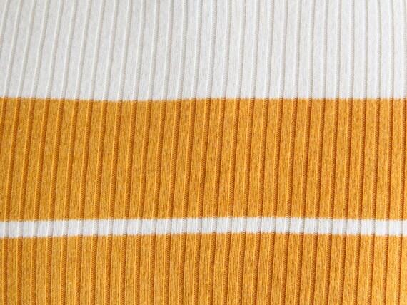 marigold striped jumper / xs - image 5