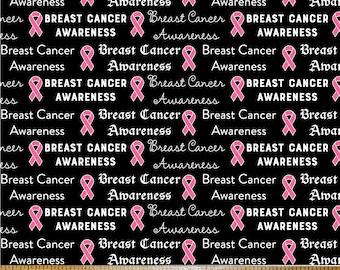 Cancer Fabric Etsy