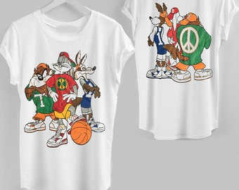 e4174069740 looney tunes shirt 90s