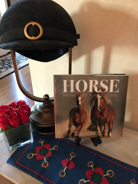Prime Beautiful Horse Equestrian Coffee Table Book Pabps2019 Chair Design Images Pabps2019Com
