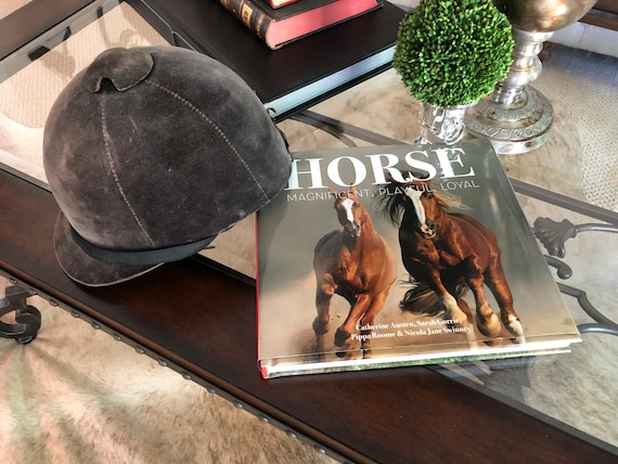 Admirable Beautiful Horse Equestrian Coffee Table Book Pabps2019 Chair Design Images Pabps2019Com