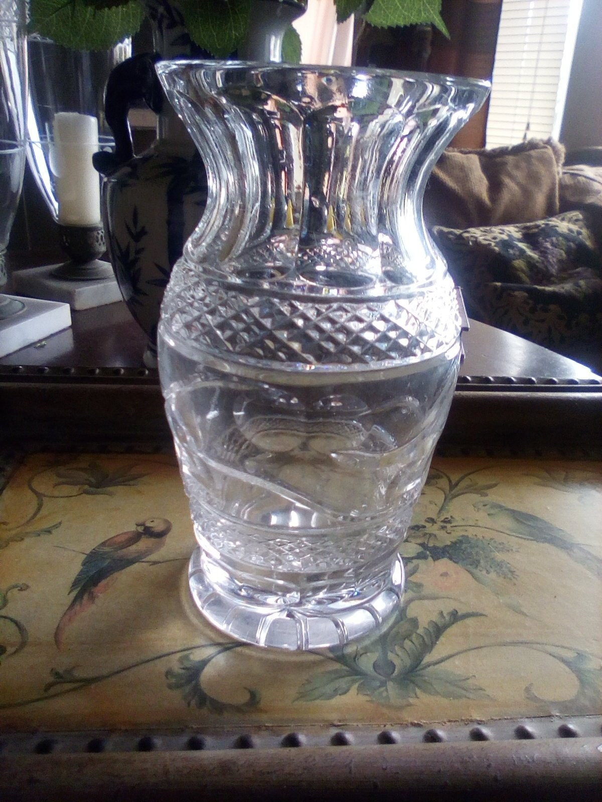 Marks dates waterford Waterford Crystal,