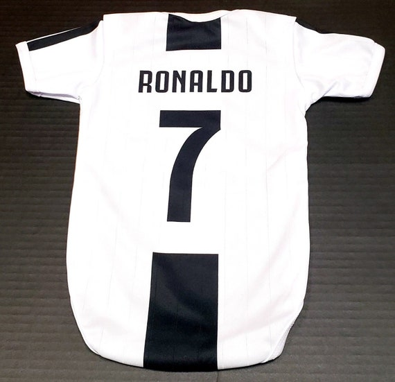 size 40 d6709 21863 Baby Juventus Ronaldo jersey rompers Fan Jersey Fast Shipping personalized