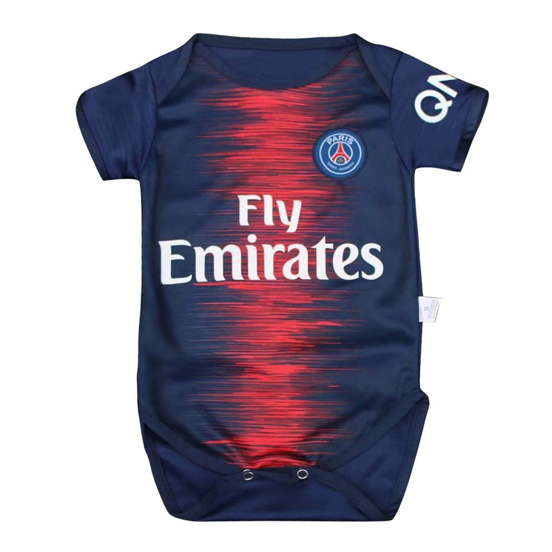 finest selection ee368 6858f Baby PSG jersey rompers Fan Paris Jersey Fast Shipping Sizes Available