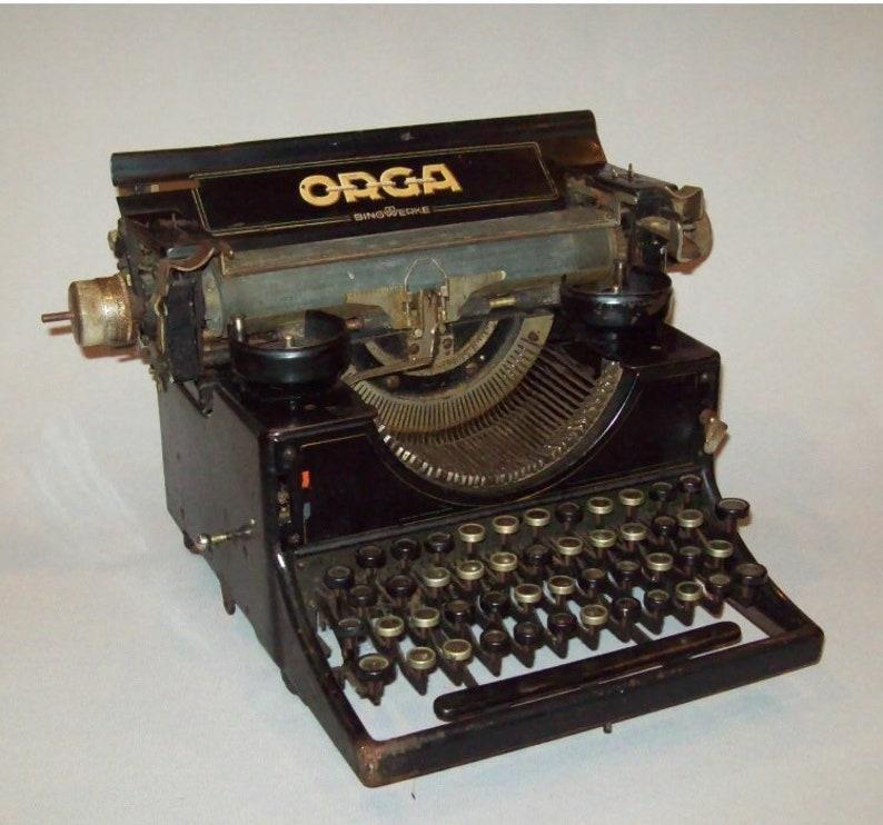 christmas gift Torpedo 18A typewriter vintage typewriter qwertz. christmas sale grey typewriter Torpedo typewriter working typewriter