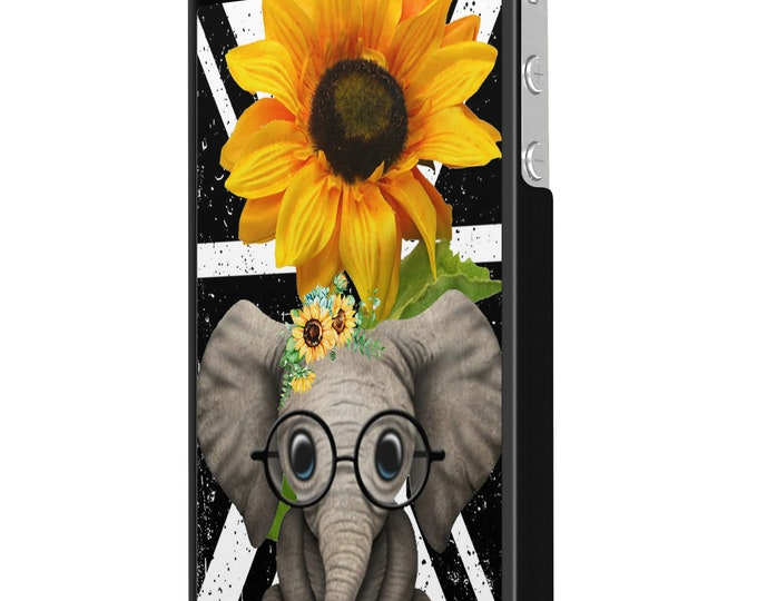 sunflower | elephant | union jack | iPhone Samsung Galaxy Phone Case