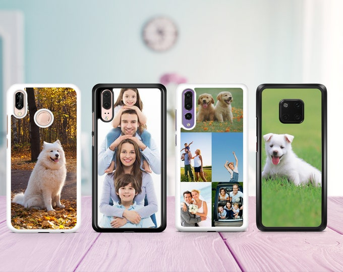 Huawei P20 P20 pro P20 lite p8 P9 p10 Mate 20 Pro Personalised Phone case Photo case gift custom case