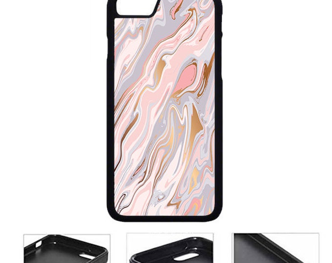 Marble iPhone Samsung Galaxy Rubber TPU Phone Case