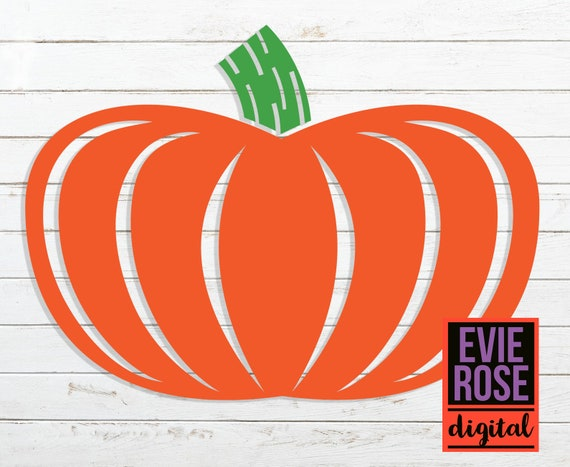 The Pumpkin Patch Thanksgiving Fall SVG Cut File