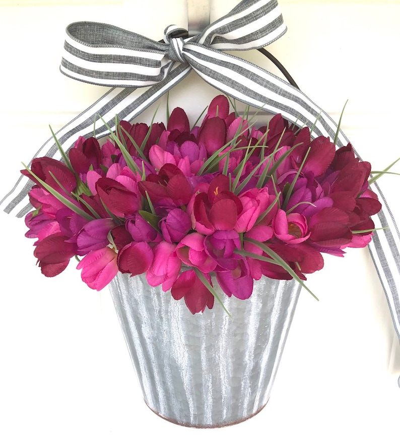 Image result for tulip bucket