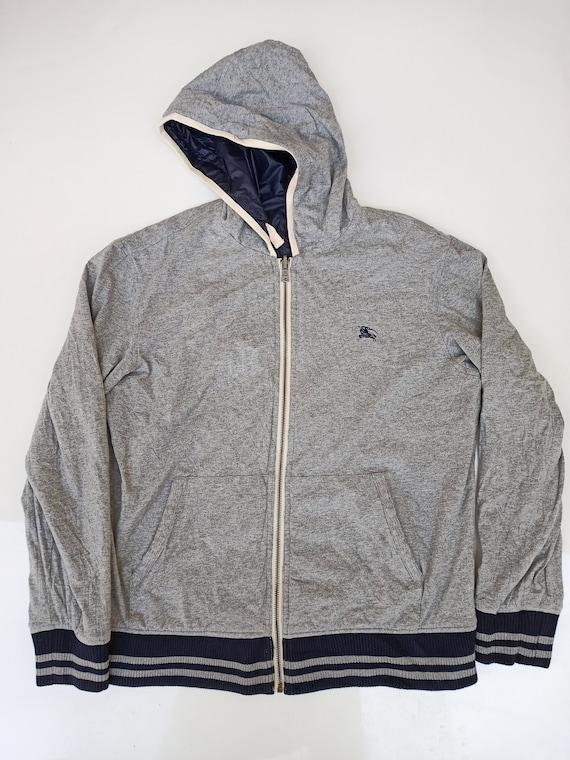 Burberry Hoodie Reversible Jacket