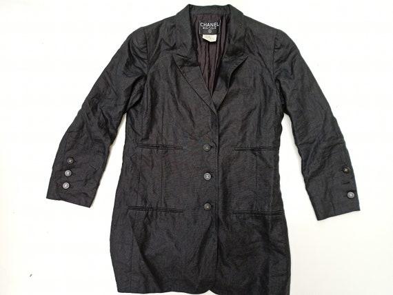 Authentic Vintage Chanel Blazer Suit