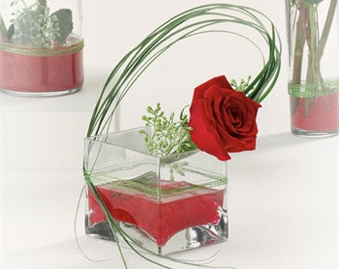 Contempo Personalized Red Rose