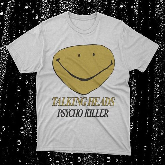 Talking Heads Psyco Killer Tshirt