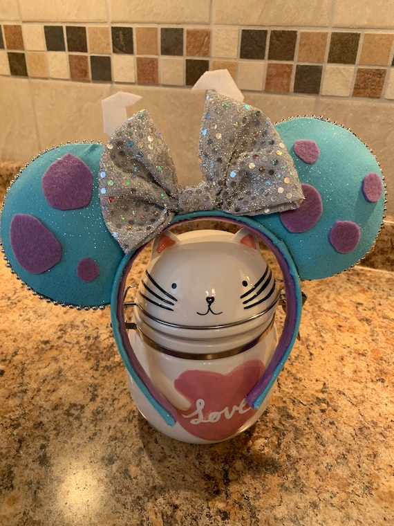 Groovy Disney Inspired Sully Ears Mickey Ears Minnie Ears Monsters Inc Ears Disney Ears Caraccident5 Cool Chair Designs And Ideas Caraccident5Info