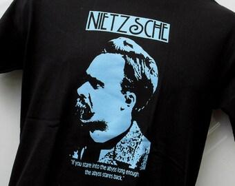 6dd48bd6 Nietzsche - t-shirt