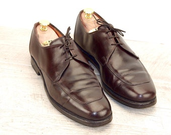 Allen Edmonds BURTON Brown 9.5 D