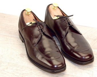 Allen Edmonds BURTON Brown 11.5 D