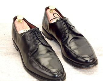 Allen Edmonds LASALLE  11 B  Black * new AE Bags (add 15 new trees) orig price was 395
