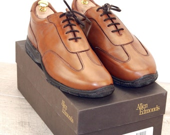 New * Allen Edmonds DAY TRIPPER 10 E Tan * new Bags (add 15 new trees) orig price was 395