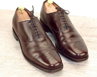 Allen Edmonds DRYDEN Brown 11.5 D