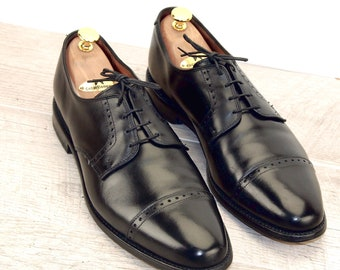 Allen Edmonds CLIFTON Black 11.5 D