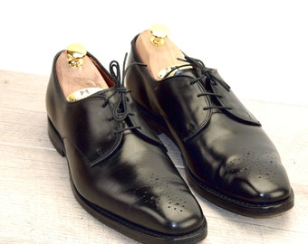 Allen Edmonds FLATIRON Black 8 D