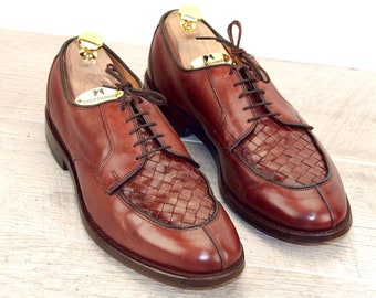 Allen Edmonds HERSEY Chili 8.5 D
