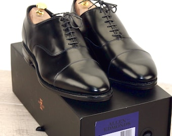 New * Allen Edmonds BOND STREET 10 EEE Black * new Bags (add 15 new trees) orig price was 395
