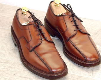 Allen Edmonds HILLCREST Walnut 8.5 D