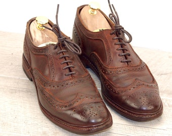 Allen Edmonds NEUMOK Brown 7 D