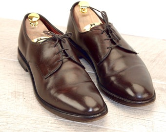 Allen Edmonds KENILWORTH BROWN 9 D