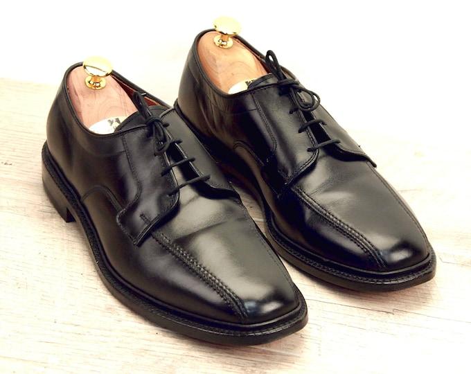 Allen Edmonds DAWSON Black 9.5 D