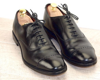 Allen Edmonds FIFTH AVENUE Black 9.5 D