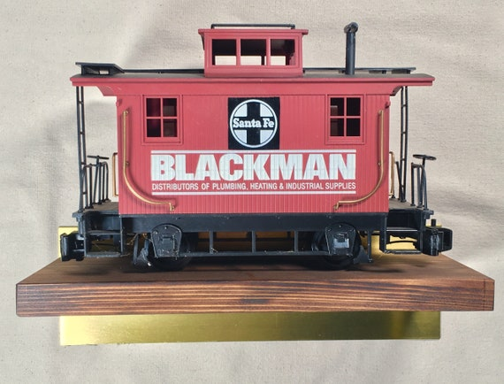 Giant Scale Model Train Caboose