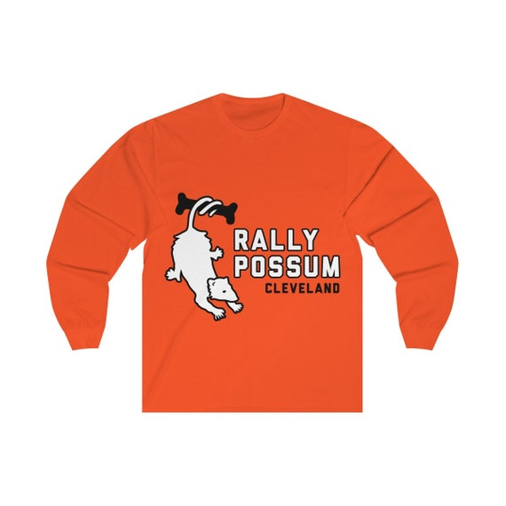 Rally Possum Unisex Long Sleeve Tee