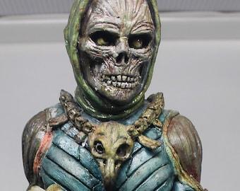 Torment Tides of Numenera Skull Statue