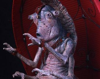 Astrologer II- Alien Figure