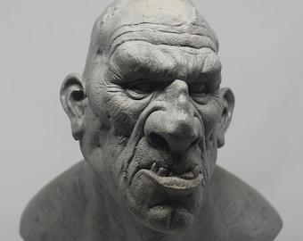 Mongrel the Troll Figure