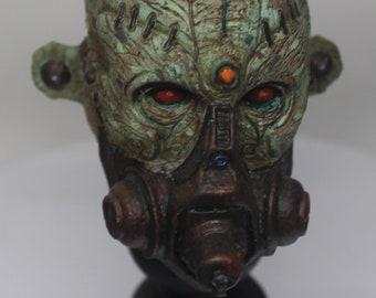 Helix Mask Figure