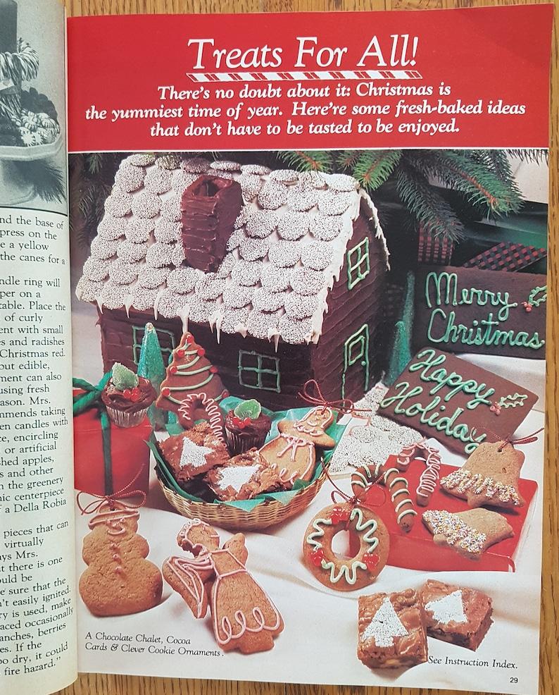 Vintage 1981 Great Christmas Ideas Magazine Vol 2 No 1
