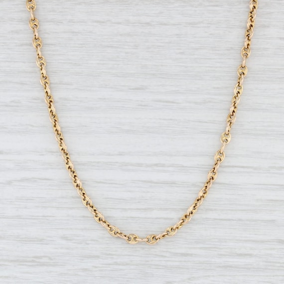Gucci Chain Necklace, Link Chain Necklace, Gold Ch