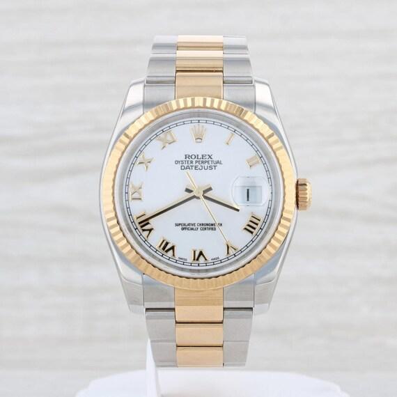 Rolex Oyster Datejust Watch, Stainless Steel Rolex