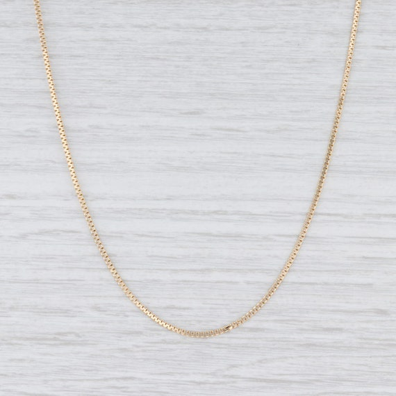 C-Link Chain Necklace, Batutta Chain Necklace, Yel