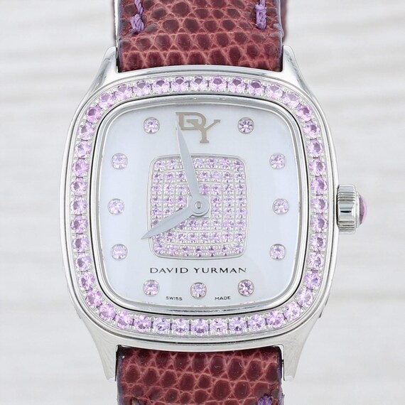David Yurman, Thoroughbred Watch, Yurman Watch, Da