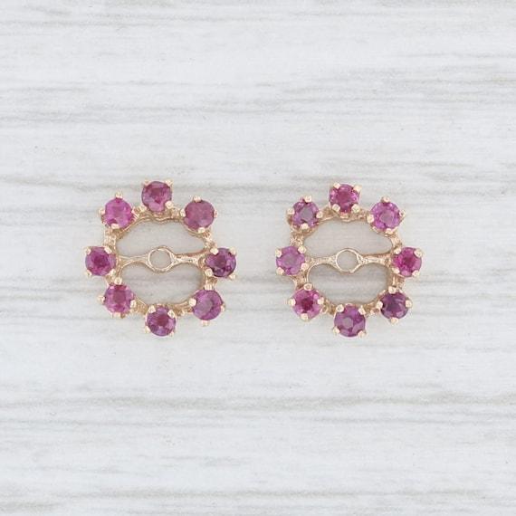 Ruby Earring Enhancers, Halo Earring Enhancers, Go